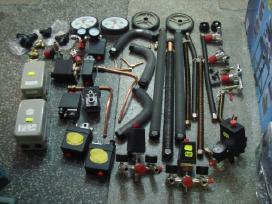 Oro kompresorių dalys įvairios komresoriai