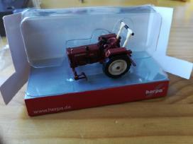 Mini traktoriukas