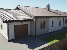 A, A+ energetiškai efektyvių namų statyba