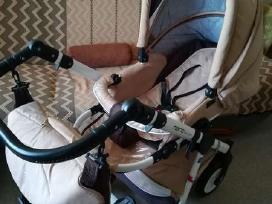 Parduodame Riko Nano 3 in 1 vežimėlį