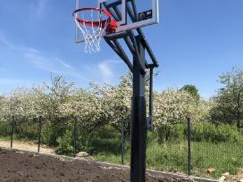 Aukštos kokybės krepšinio stovas