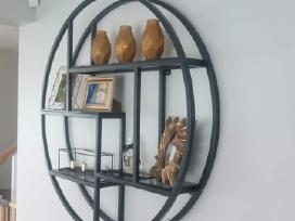 Minimalistinio stiliaus lentyna - nuotraukos Nr. 2