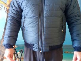 Labai šilta žiemynė striukė Puma - nuotraukos Nr. 2