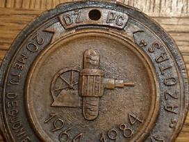 Medaliai - nuotraukos Nr. 4