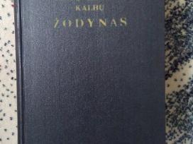 Parduodu anglų-lietuvių žodyną