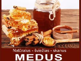 Natūralus medus.