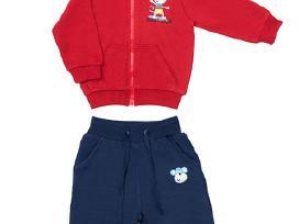 Nauji sportiniai kostiumėliai kūdikiams ir vaikams