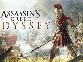 Assassins Creed Odyssey Ultimate Uplay acc