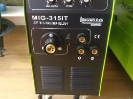 Inverterinis Trifazis Longweld Mig/mma250/315