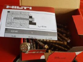 Hilti Hus-hr 8x65 varžtai (sraigtiniai inkarai)