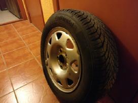 Continental žieminės padangos+ Honda ratlankiai
