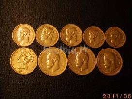 Superku monetas,tauriu metalu lauza ir kita