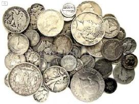 Superku monetas,tauriu metalu lauza ir kita - nuotraukos Nr. 7
