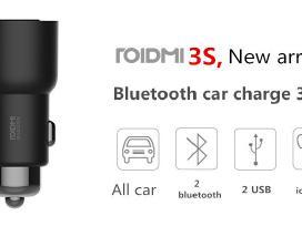 Xiaomi Roidmi 3s fm moduliatorius