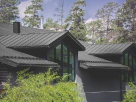 Aukščiausios kokybės stogo danga, stogų dengimas