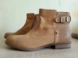 Nauji, odiniai batai