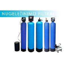 Visi vandens filtrai,nugeležinimo,nukalkinimo.