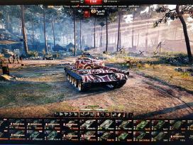 World of Tanks account Ru region