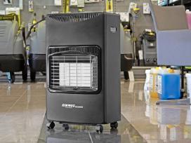 Dujiniai šildytuvai dujinis šildytuvas