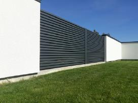Skardos lankstiniai, skardines tvoros - nuotraukos Nr. 16