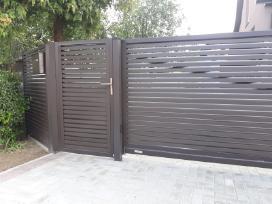 Zaliuzines tvoros, skardines tvoros nuo 9.99 e/kv