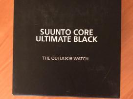 Suunto Core Ultimate Black laikrodis