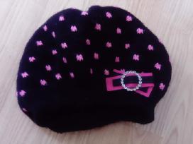 Šilta beretė mergaitei