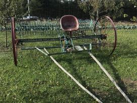 Arklinė senovine šienagriebė (griebarka)