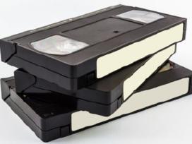 Video kasečių perrašymas Garliava