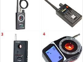 Blakių, slaptų kamerų detektorius ieškiklis