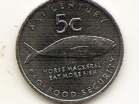 Namibija 5 cents 2000 #16