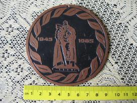 CCCP Sunkaus Metalo Medalis. .zr. foto.