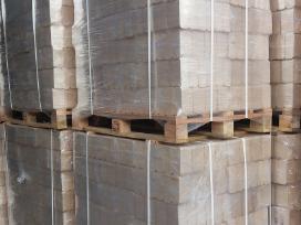 Kokybiški medienos briketai . - nuotraukos Nr. 2