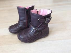Demisezoniniai violetiniai batukai 21 dydis