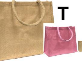 Krepšeliai, dėžutės įpakavimui, džiutas, dovanoms - nuotraukos Nr. 14