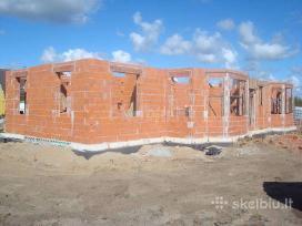 Siūlome darbą, plataus profilio statybininkui