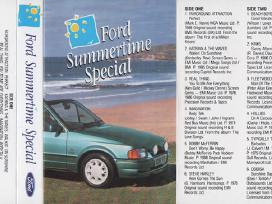 """Rinkinys """"Ford Summertime Special"""""""