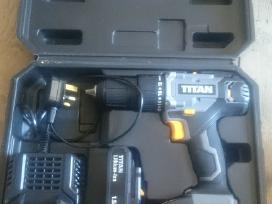 Perku įrankių paletes (įrankiai urmu)