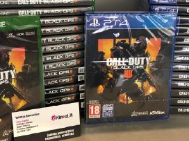 Call of Duty Black Ops 4 Jau prekyboje!