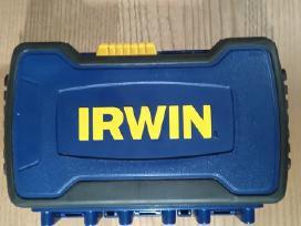 Parduodamas Irwin grąžtų rinkinys
