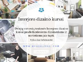 Interjero Dizaino kursai