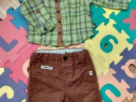 Kelnytės ir marškinukai berniukui