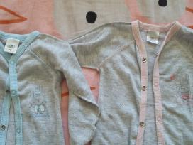 Rūbeliai dvynukams nuo gimimo iki 2 mėn