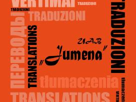 Vertimai italų - lietuvių - rusų kalbomis