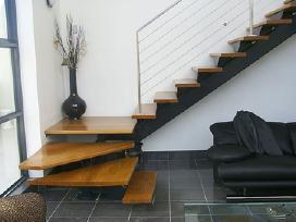 Metaliniai laiptai - nuotraukos Nr. 13