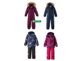 Reima vaikiški žieminiai kombinezonai, kostiumai