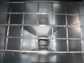 Granulinė krosnelė su vandens kontūru 15.46kw - nuotraukos Nr. 4