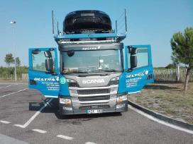 Vezame i Ispanija automobilius - nuotraukos Nr. 2