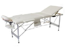 3 dalių kosmetologinis - masažo gultas/stalas Xxl