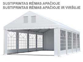 Parduodu sodo palapinę paviljoną Pvc 500g/m2 - nuotraukos Nr. 3
